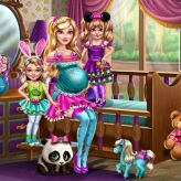 igra barbie with twins