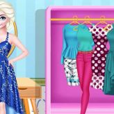 Elsa and Moana