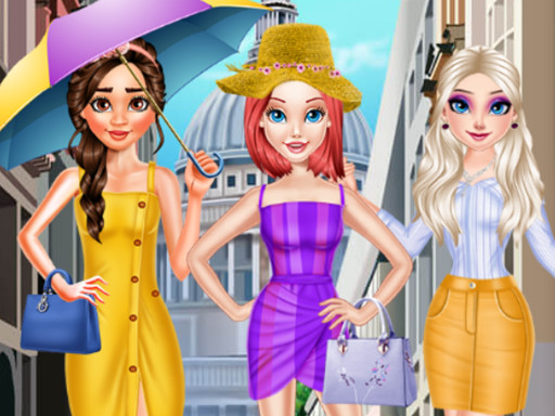 princess summer fashion
