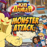 the adventures of kid danger: monster attack