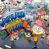 igra the loud house dairyland amoosement park