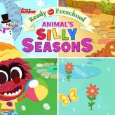 animals silly seasons