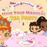 igra mind your manners tea party