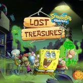 spongebob squarepants lost treasures