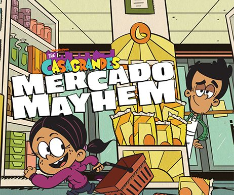 the casagrandes mercado mayhem