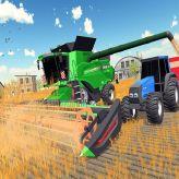 Traktor Farma Simulator