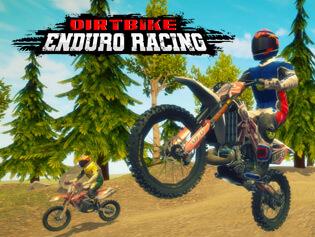 igra Dirt Bike Enduro Racing