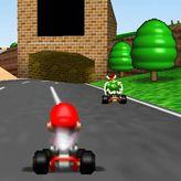 igra Mario Kart 64