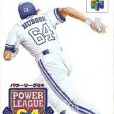 Power League Baseball 64